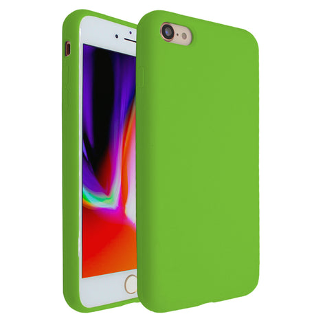 Green Silicona Case for iPhone 7/8