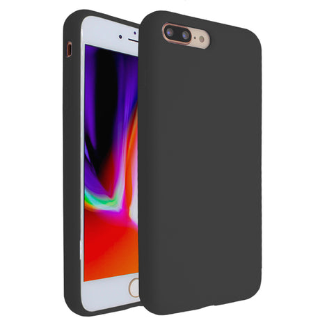 Grey Silicona Case for iPhone 7/8 Plus