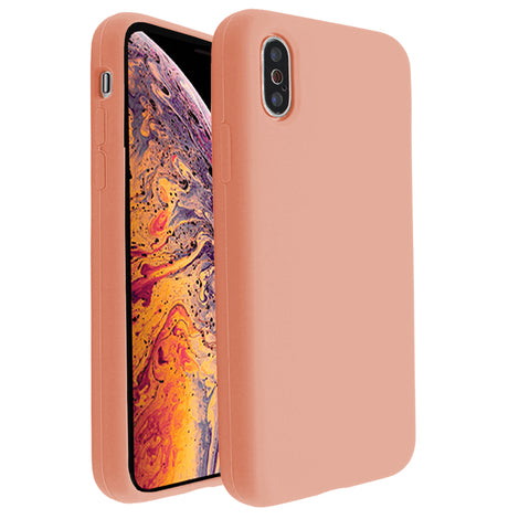 Skin Tone Silicona Case for iPhone X/XS
