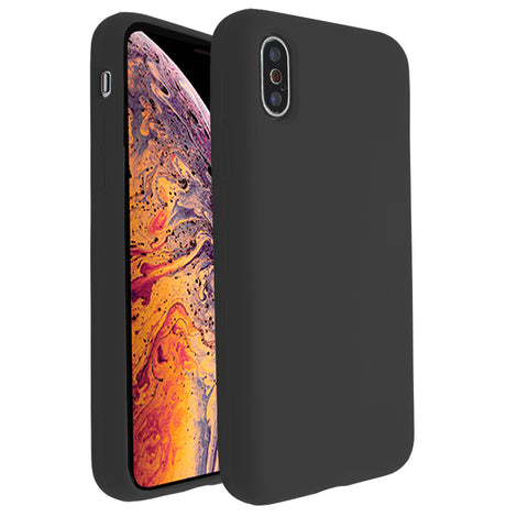 Grey Silicona Case for iPhone XS Max