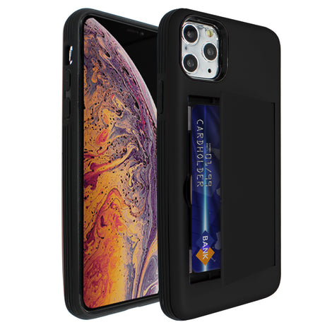 Black Carta Case for iPhone 11 Pro