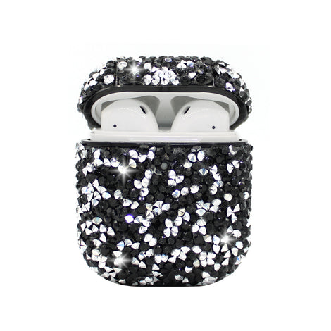 Black Diamond Bling AirPod Case