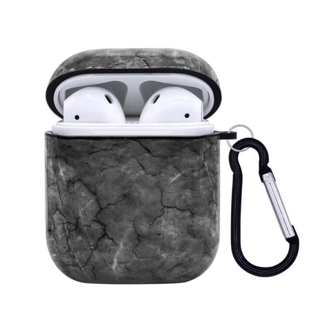 Grey Marble AirPod Case