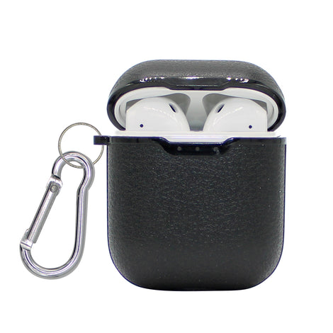 Black Pebble Silicone AirPod Case
