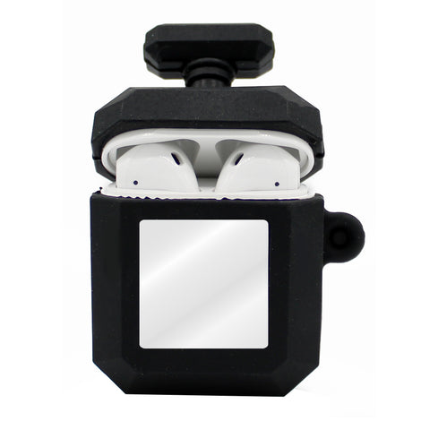 Black Perfume AirPod Case