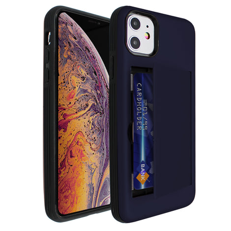 Blue Carta Case for iPhone 11