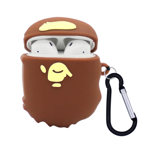 Brown Gorilla AirPod Case