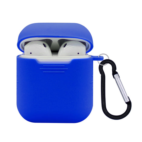 Dark Blue Silicone AirPod Case