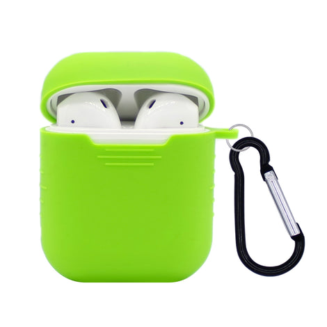 Green Silicone AirPod Case
