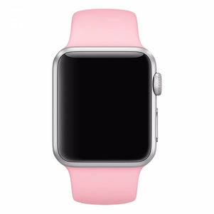 Vintage Rose iWatch Regular Silicone Band 38/40mm