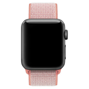 Rose/Pink iWatch Nylon Loop Band 38/40mm