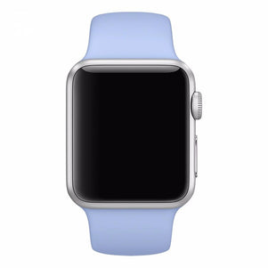 Lavender iWatch Regular Silicone Band 42/44mm