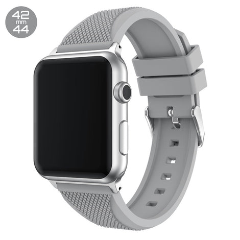 Grey Pineapple Silicone iWatch Band 42/44mm