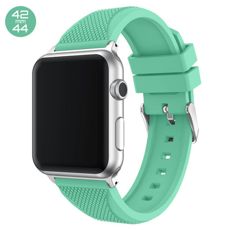 Mint Pineapple Silicone iWatch Band 42/44mm