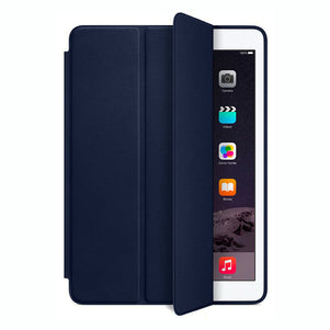 Blue Intelegente TPU Case for iPad Pro 11