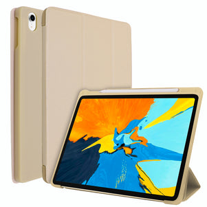 Gold Intelegente TPU Case for iPad 11 Pro