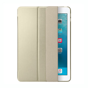 Gold Intelegente TPU Case for iPad Mini 4/5