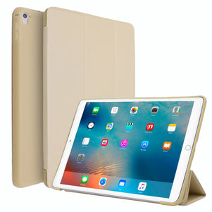 Gold Intelegente TPU Case for iPad Pro 9.7