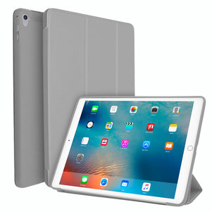 Grey Intelegente TPU Case for iPad Pro 9.7