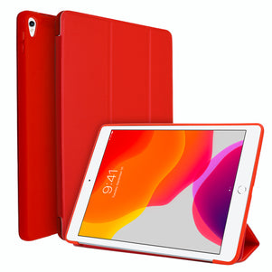 Red Intelegente TPU Case for iPad Pro 10.5