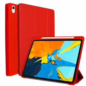 Red Intelegente TPU Case for iPad Pro 11