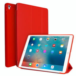 Red Intelegente TPU Case for iPad Pro 9.7