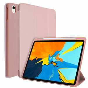 Rose Gold Intelegente TPU Case for iPad Pro 11