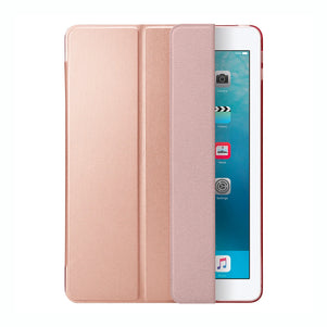 Rose Gold Intelegente TPU Case for iPad Mini 4/5