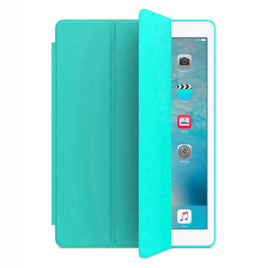 Turquoise Intelegente TPU Case for iPad 10.2