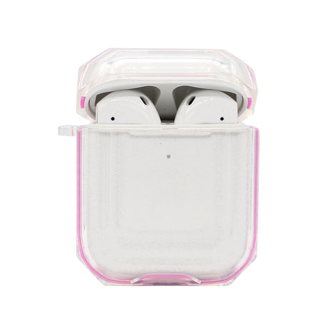 Light Pink TPU Bumper AirPod Case