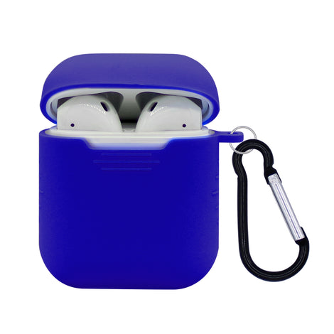 Ocean Blue Silicone AirPod Case