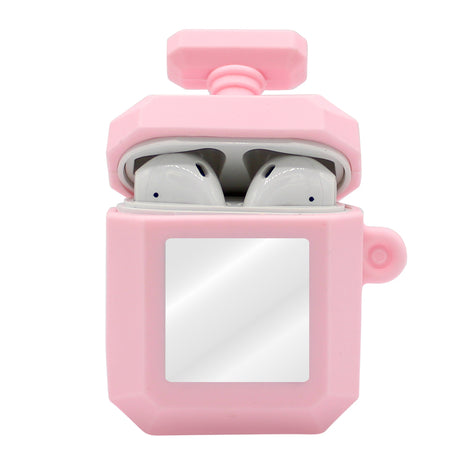 Pink Perfume AirPod Case