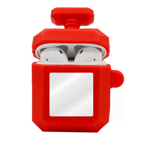 Red Perfume AirPod Case