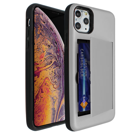 Silver Carta Case for iPhone 11 Pro