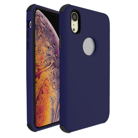 Blue Forte Shock Case for iPhone XR