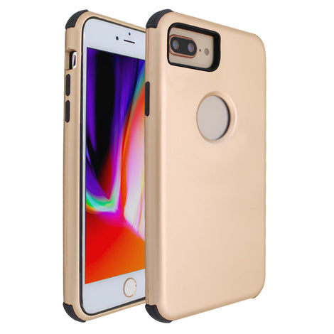 Gold Forte Shock Case for iPhone 7/8 Plus