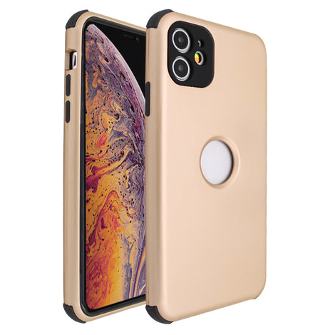 Gold Forte Shock Case for iPhone 11