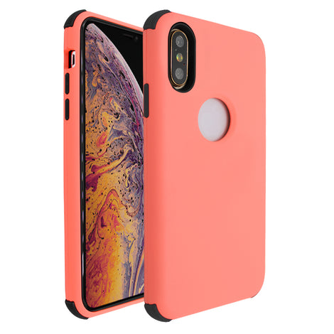 Rose Pink Forte Shock Case for iPhone XS Max