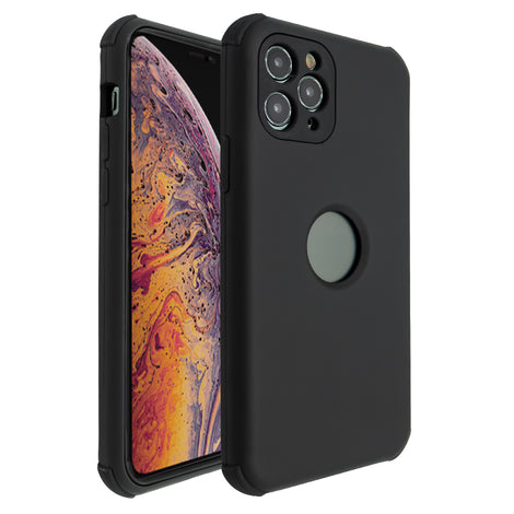 Black Forte Shock Case for iPhone 11 Pro Max