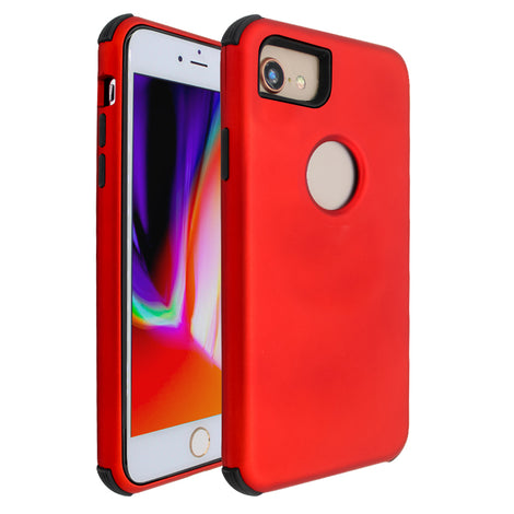 Red Forte Shock Case for iPhone 7/8