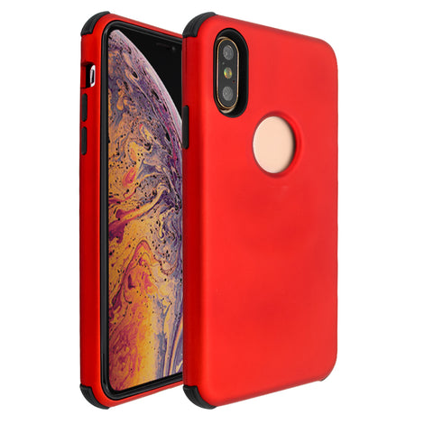Red Forte Shock Case for iPhone XS Max