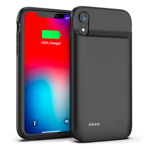 4000mAh Battery Case for iPhone XR