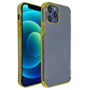 Gold Bordi Case for iPhone 12 / 12 Pro