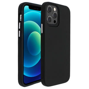 Black Impact Case for iPhone 12 / 12 Pro