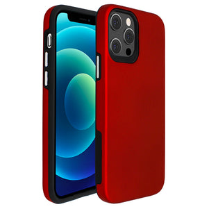 Red Impact Case for iPhone 12 / 12 Pro