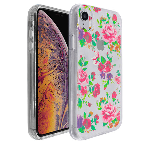 Flower Ibrido Case for iPhone XR