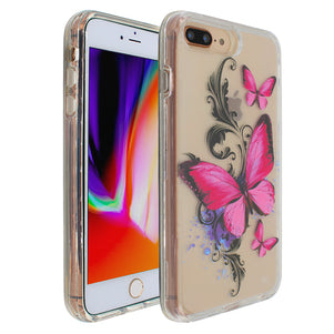 Butterfly Ibrido Case for iPhone 7/8 Plus