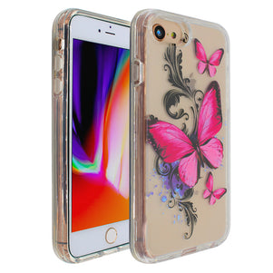 Butterfly Ibrido Case for iPhone 7/8
