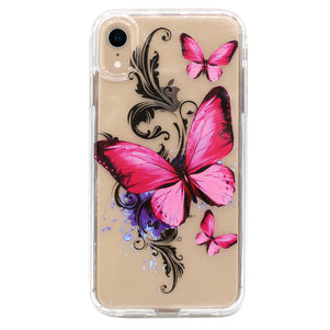 Butterfly Ibrido Case for iPhone XR