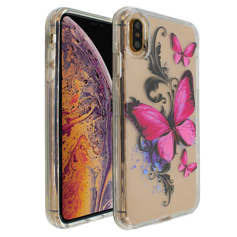 Butterfly Ibrido Case for iPhone XS Max